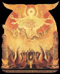 Даждьбог (др.-русск. Дажьбогъ, Дажбогъ,  - один из главных богов славянской (восточнославянской) мифологии, бог плодородия и солнечного света, лета и счастья, живительной силы, предок князей.
