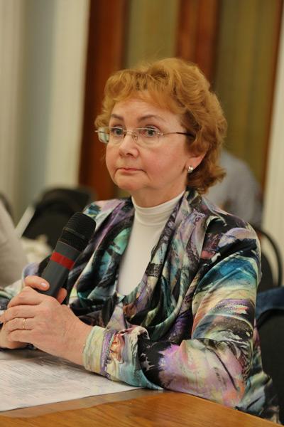 Л.В. Янковская