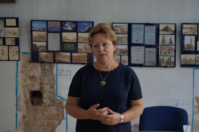 Елена  Валентиновна  Аливанцева