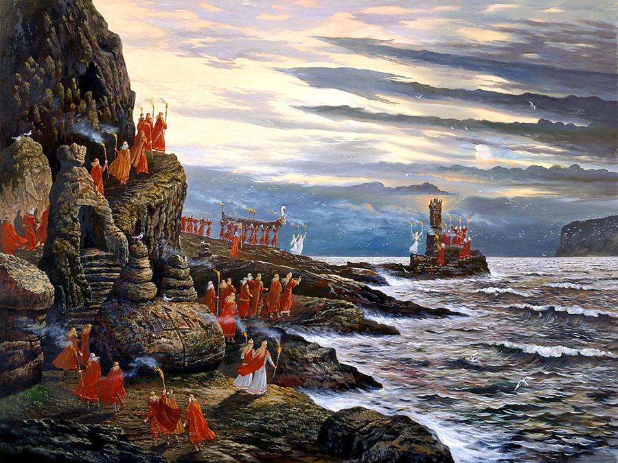 День морской богини
