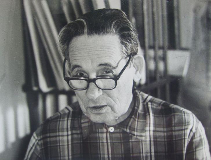 А.М.Топоров. 1971 год.
