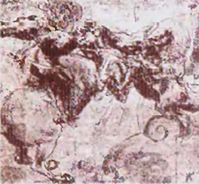 Святой георгий борющийся с драконом