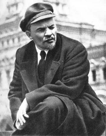 Владимир Ильич Ленин (1870–1924)