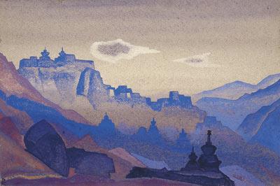 Н.К. Рерих. Ладак. 1937