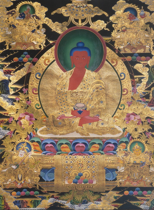 Амитабха (Амита́ Будда)