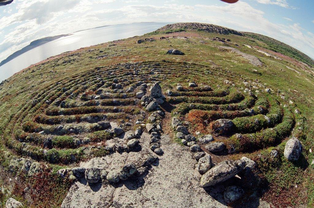 Каменные лабиринты Севера