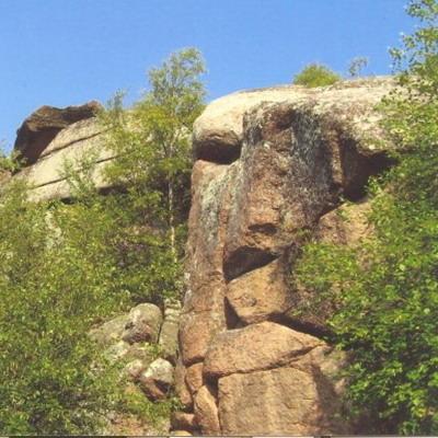 Каменные сооружения на Сейдозере