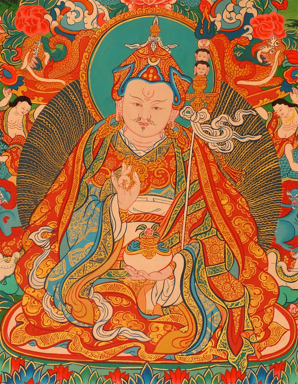 Падмасабхава (Гуру Ринпоче)