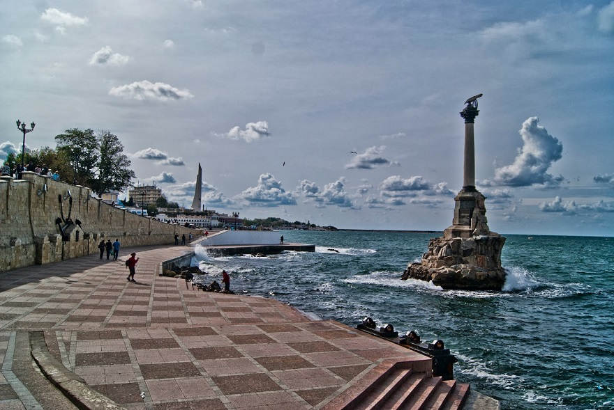 Город воинской славы Севастополь