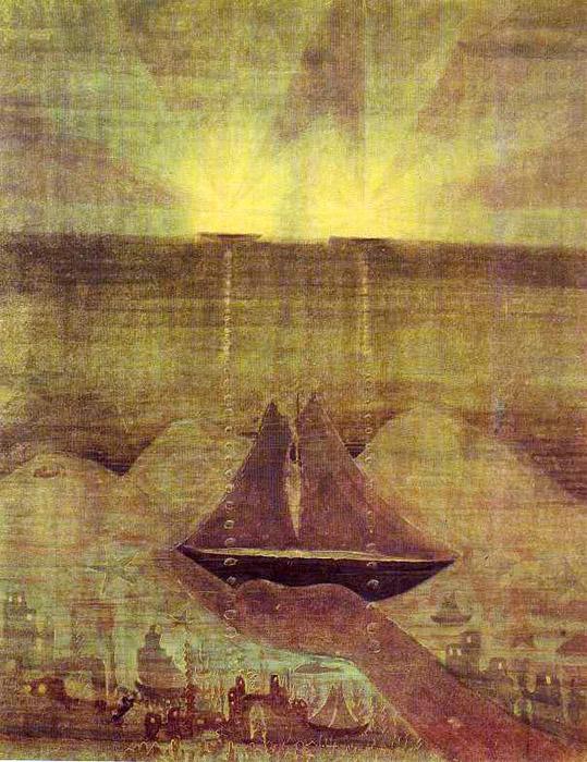 Соната моря. Анданте