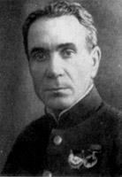 Комиссар десантного отряда А.Ф. Петрухин