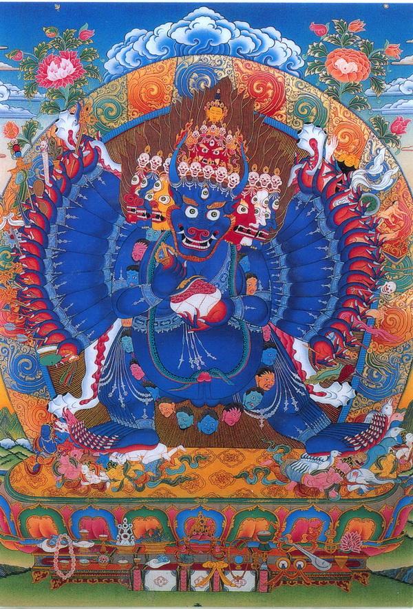 Ямантака (Дордже Джигдже)