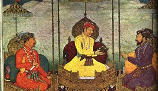 Три Великих Могола. Бабур, Акбар, Джахангир