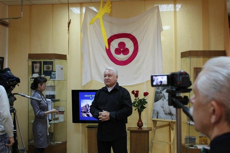 Александр Павлович Уранов, художник, философ, член Союза писателей Хакасии