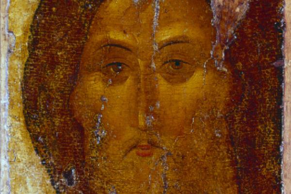 Андрей Рублев, ''Спас'' из Звенигородского чина, 1380-1390 гг
