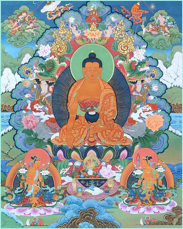 Будда Майтрейя (Джампа)