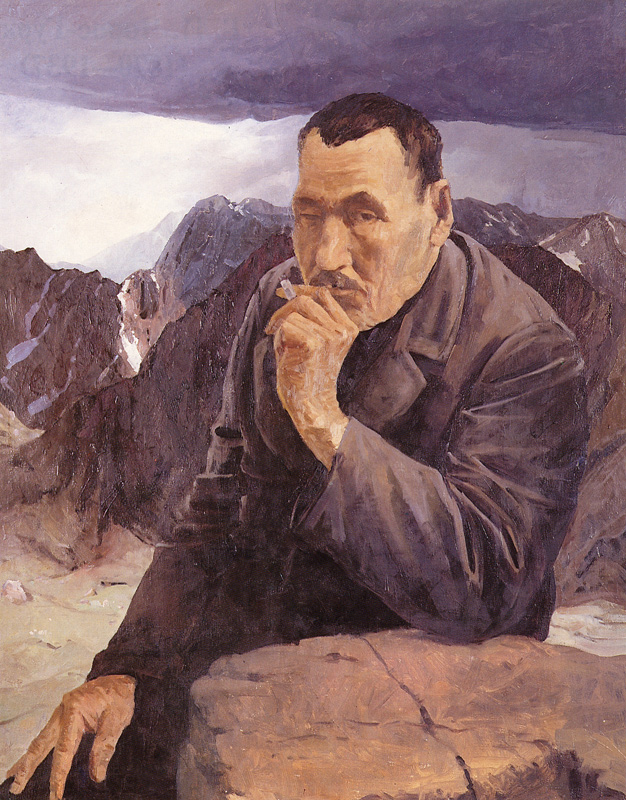 Портрет Г.И.Чороса-Гуркина