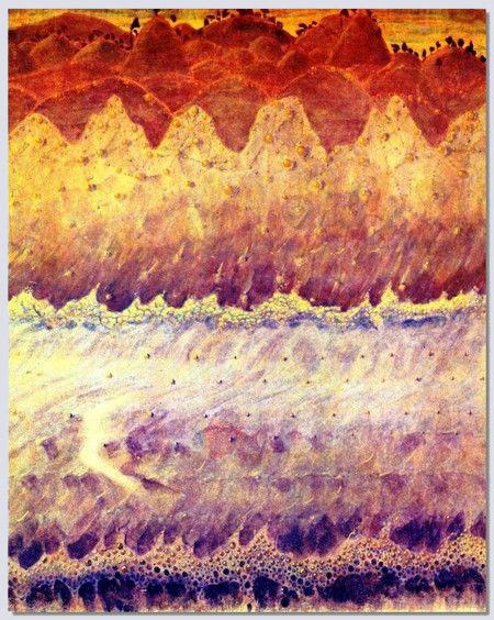 М. Чюрлёнис. Соната моря. (Аллегро) 1908