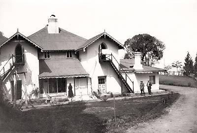 Талай-Пхо-Бранг – дом, где останавливались Рерихи в Дарджилинге
