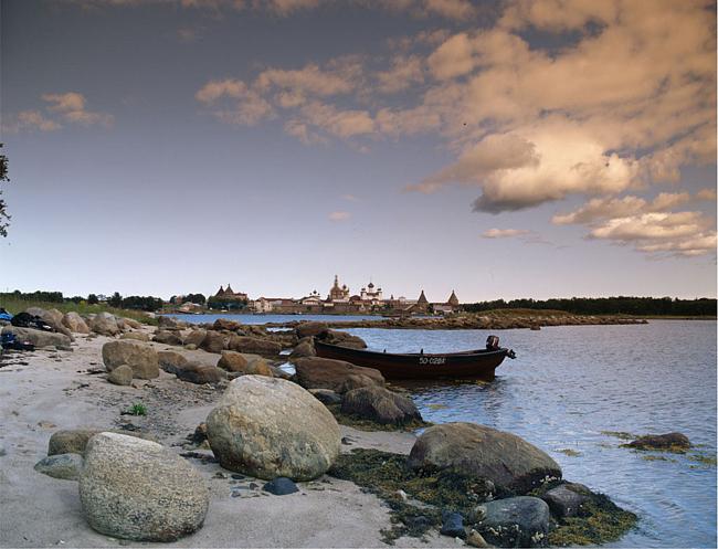 Кемь - Соловецкие острова