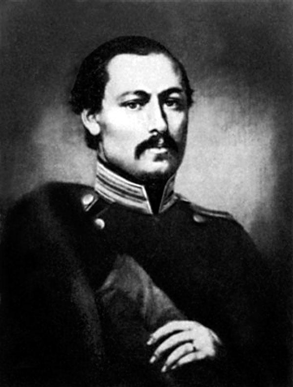 Афанасий Афанасьевич Фет. (23.11.1820 – 21.11.1892.)