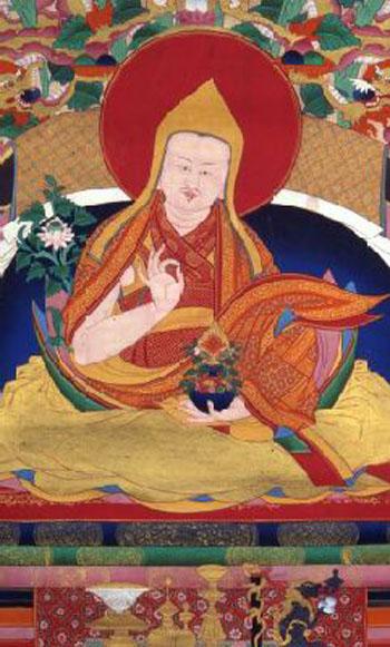 Далай Лама V