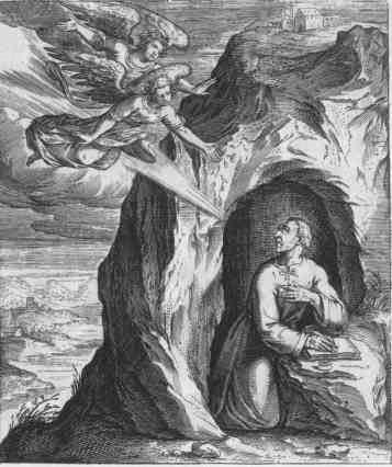 Иллюстрация к книге «Рассказ паломника о своей жизни: Игнатий Лойола»