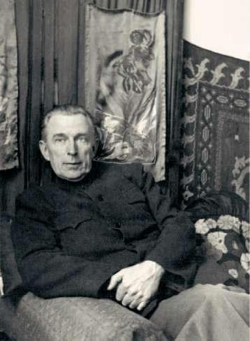 Борис Николаевич Абрамов. Конец 1960-х гг. Венёв.