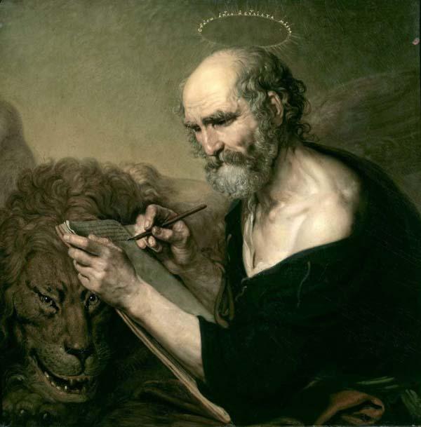В.Л. Боровиковский (1757-1875). Евангелист Матфей