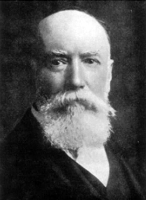 Теософ, писатель и журналист Альфред Перси Синнетт (1840-1921)