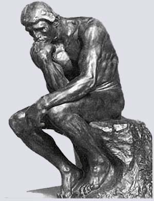 Огюст Роден. Мыслитель