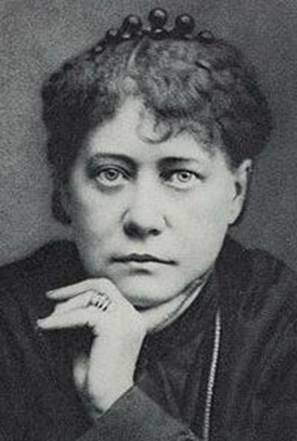 Е.П. Блаватская, 1877