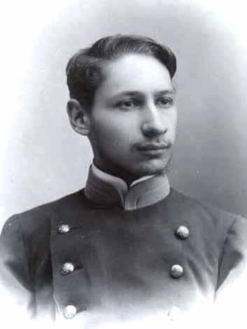 Павел Флоренский – гимназист
