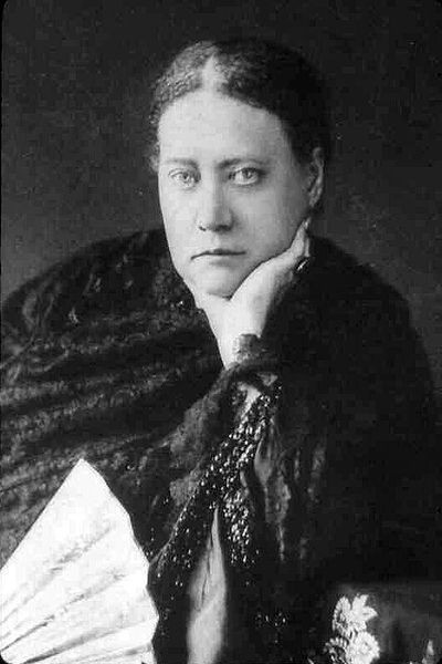 Е. П. Блавасткая