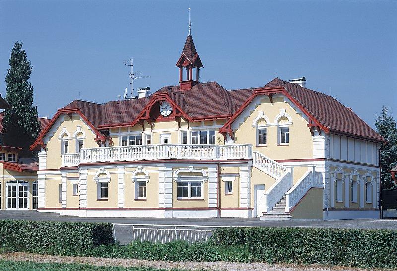 Летняя резиденция  английской администрации в Симле