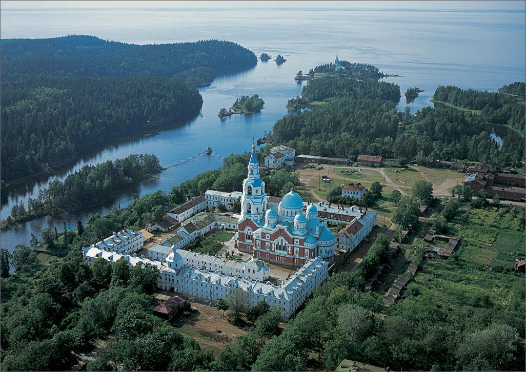 Спасо-Преображенский монастырь. Валаам