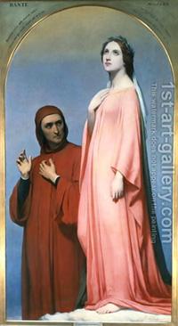Данте и Беатриче