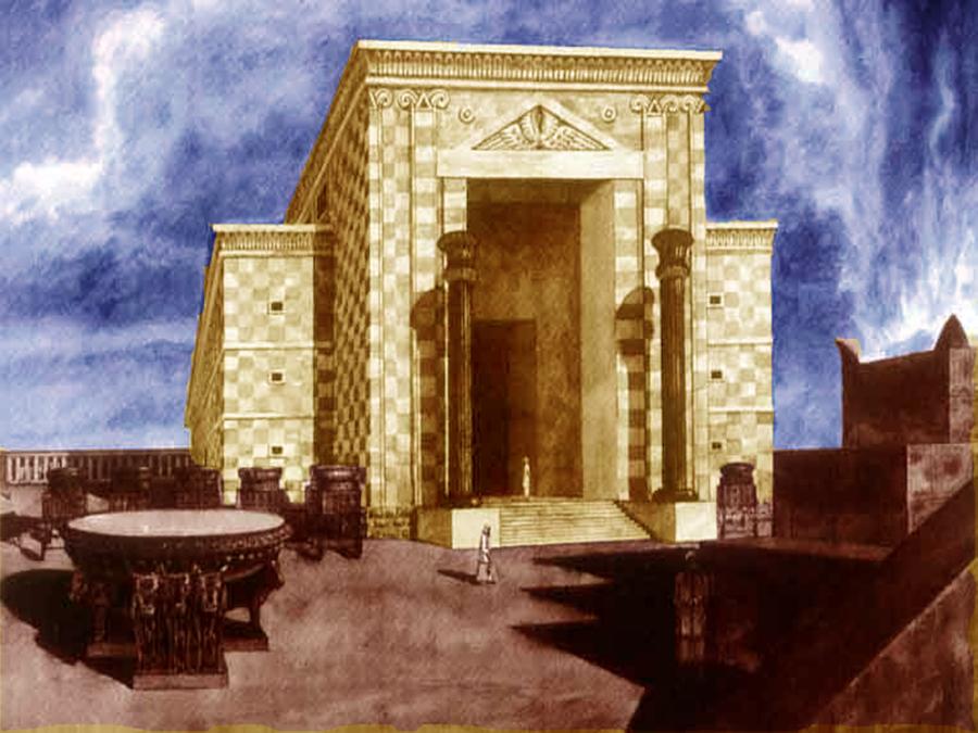 Первый храм Соломона