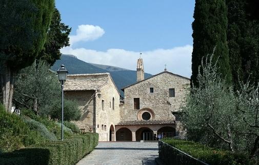Монастырь Сан Дамиано.