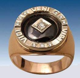 Перстень Юлия Цезаря