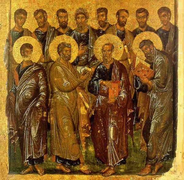 Апостолы.