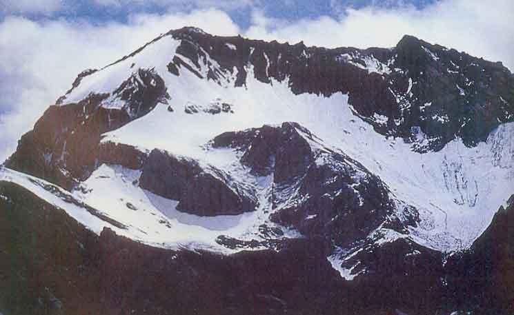 Гора Шри Парвата. Индия
