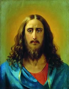 Христос Спаситель. 1864. (939х1200). Зорянко С.К.