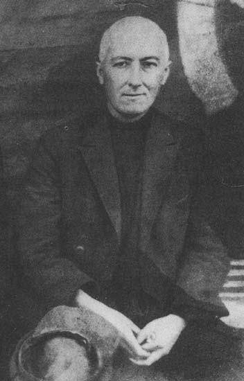 Заключенный А.Ф. Лосев