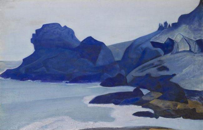 Н.К.Рерих. Монхеган.  Сюита «Океан». 1922