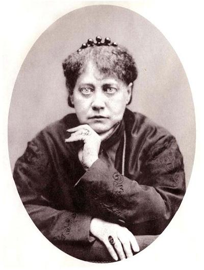 Елена Петровна Блаватская. Ок. 1877-1878. Нью-Йорк.