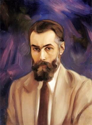 С.Н. Рерих. Автопортрет. 1940-е