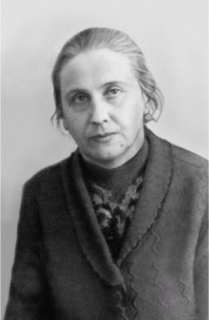 В.М. Лосева. Последнее фото