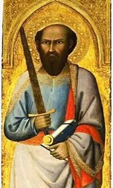Андреа Ваннини. Апостол  Павел
