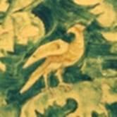 Птица (орёл?)